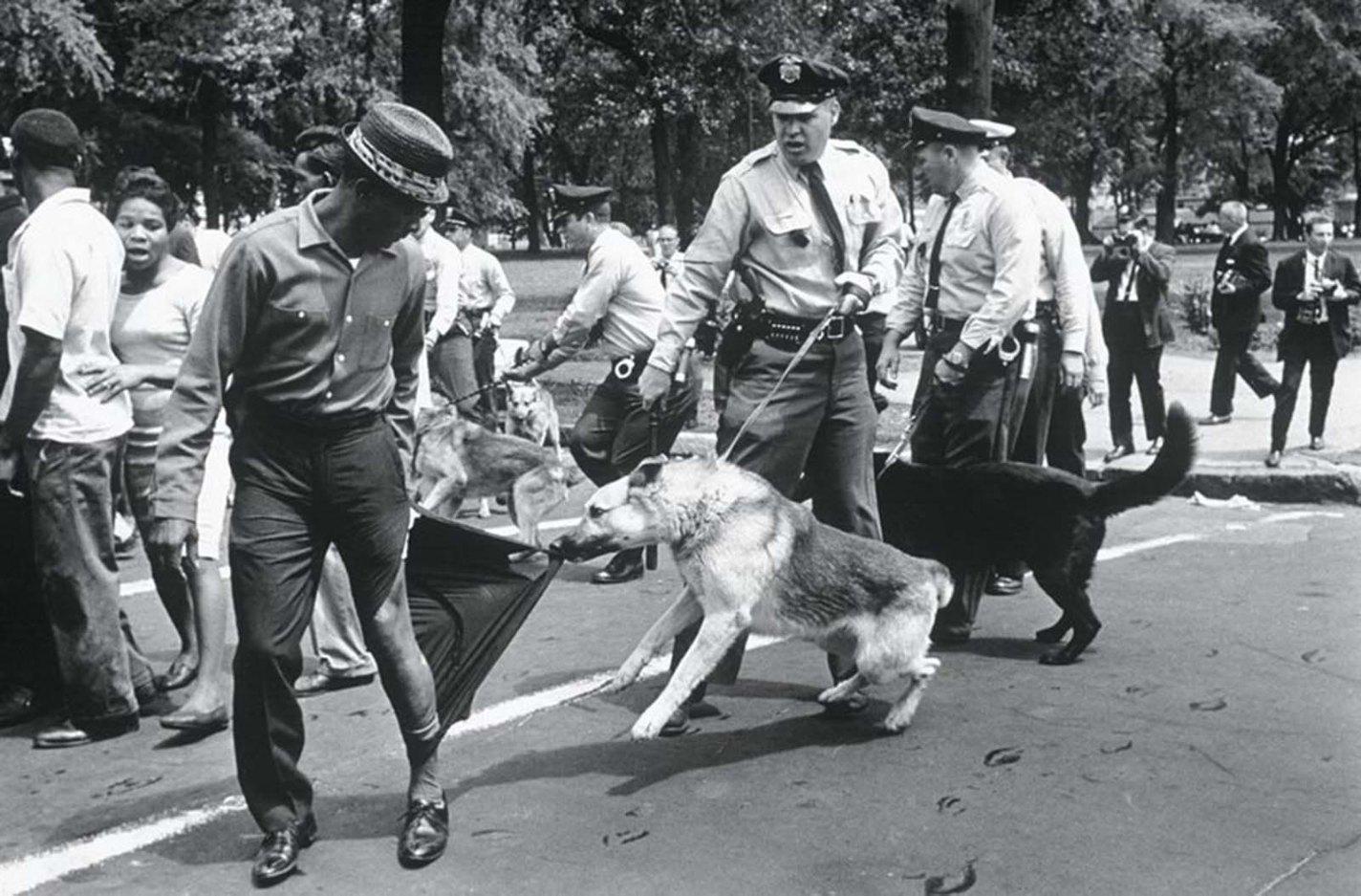 Birmingham, Alabama, Charles Moore, 1963