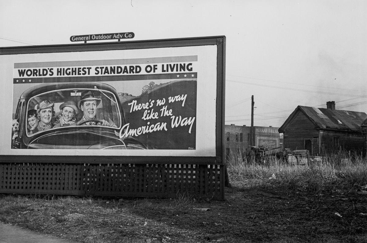 American way promotion Birmingham, Alabama