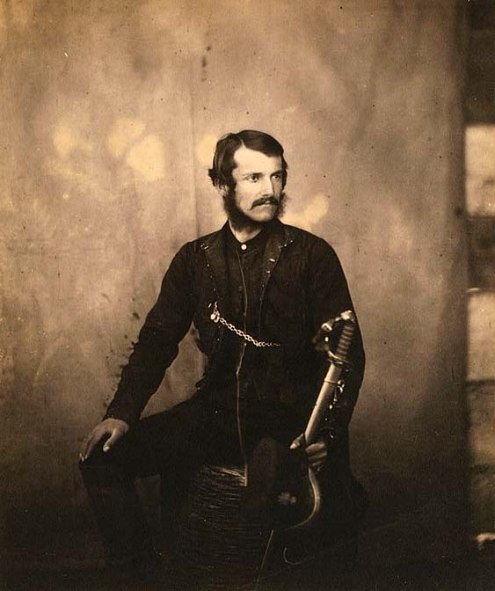 Captain Burnaby, Grenadier Guards.