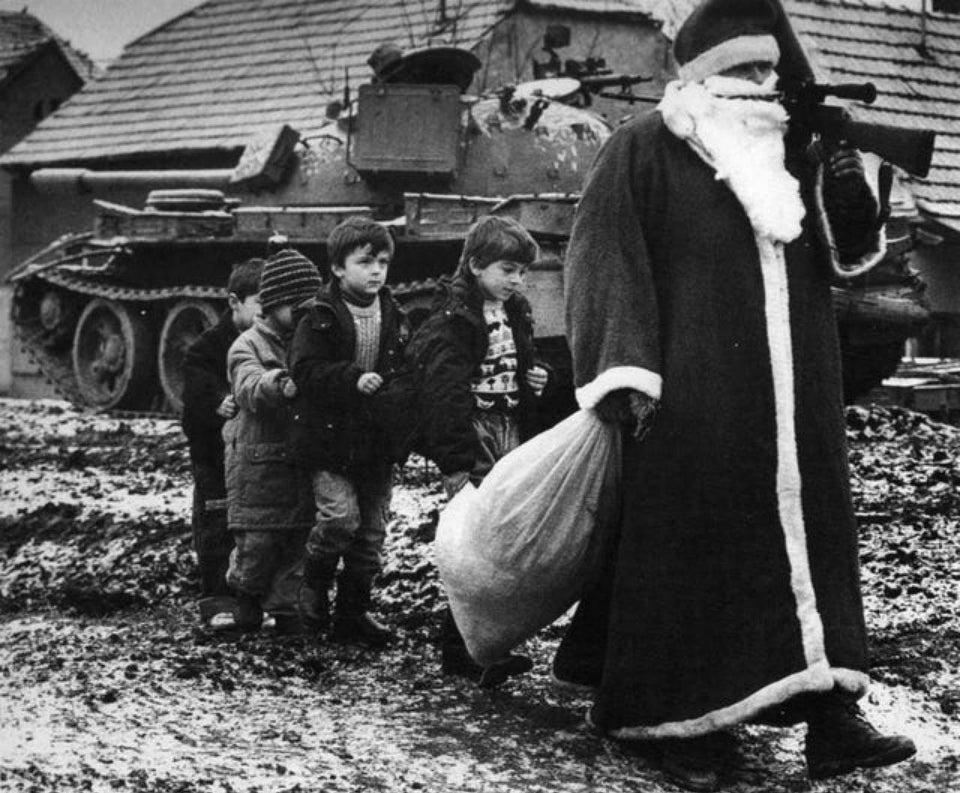 Santa Claus Croatia 1992