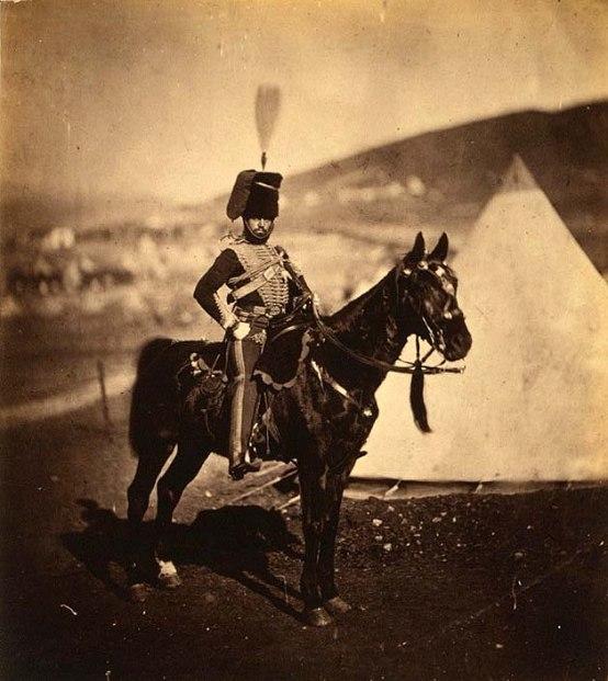 Cornet Henry John Wilkin, 11th Hussars.