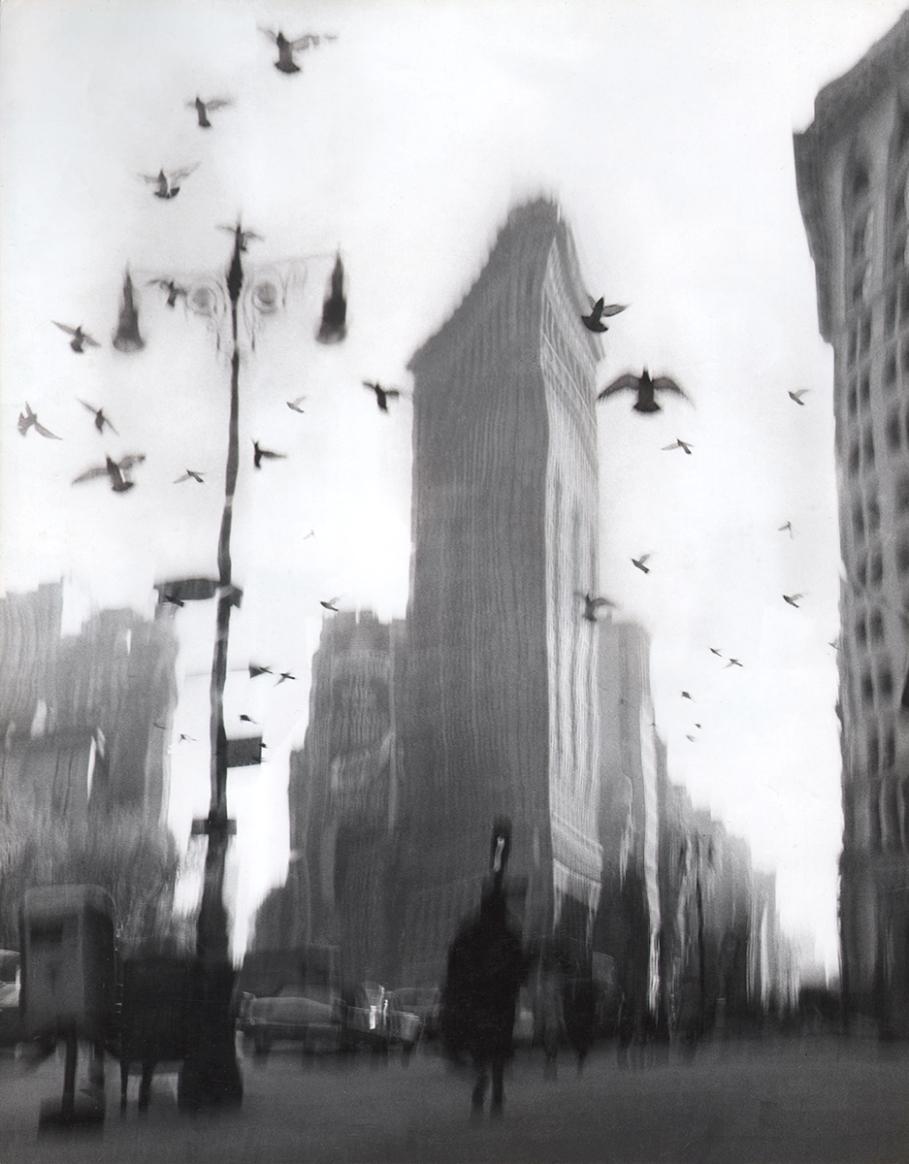 David Attie, Flatiron Building, c. 1955
