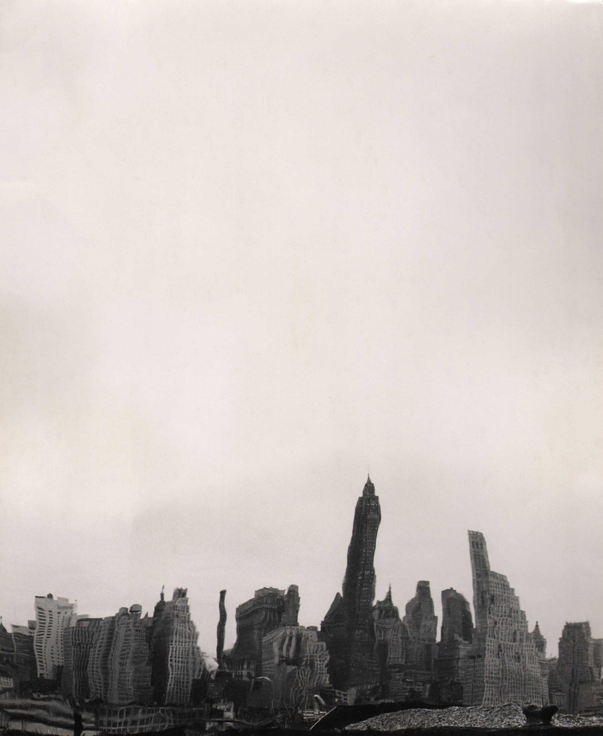 David Attie, New York Distortion, 1950