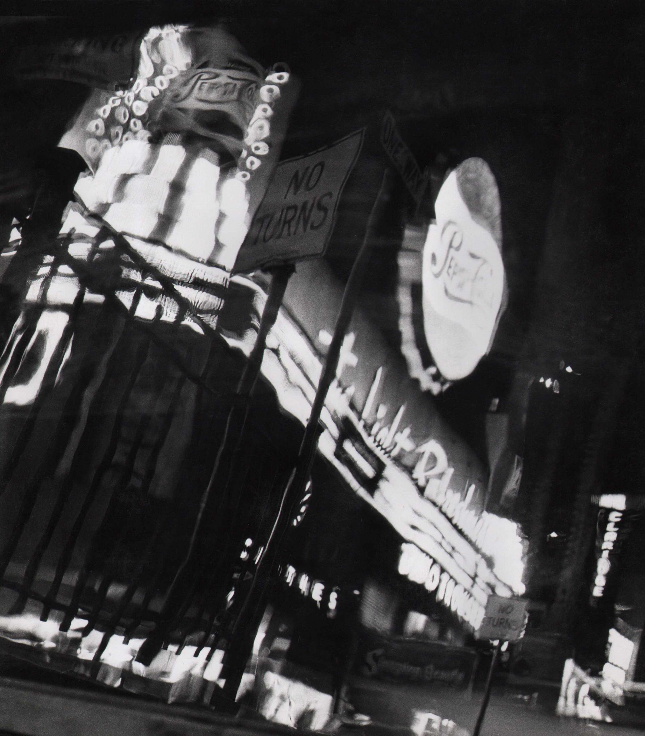 David Attie, Times Square, c. 1955