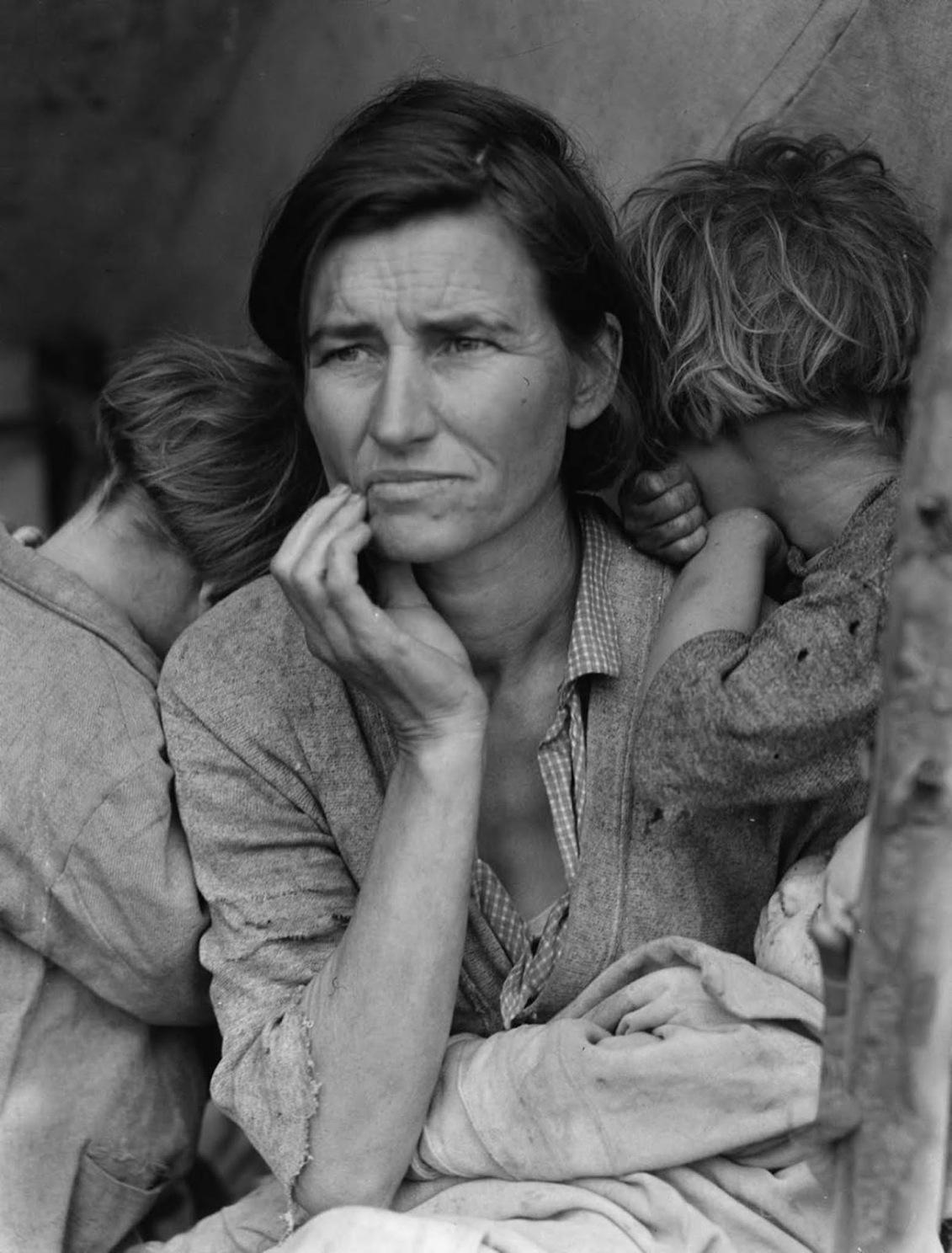 Dorothea Lange_Migrant mother
