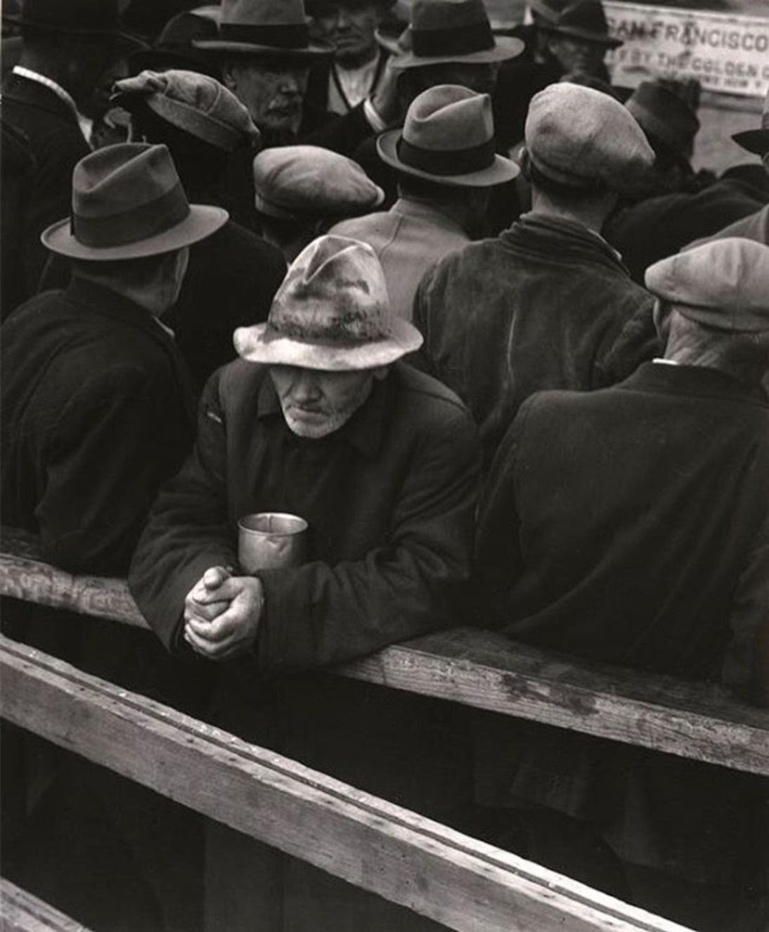 Dorothea Lange Depression
