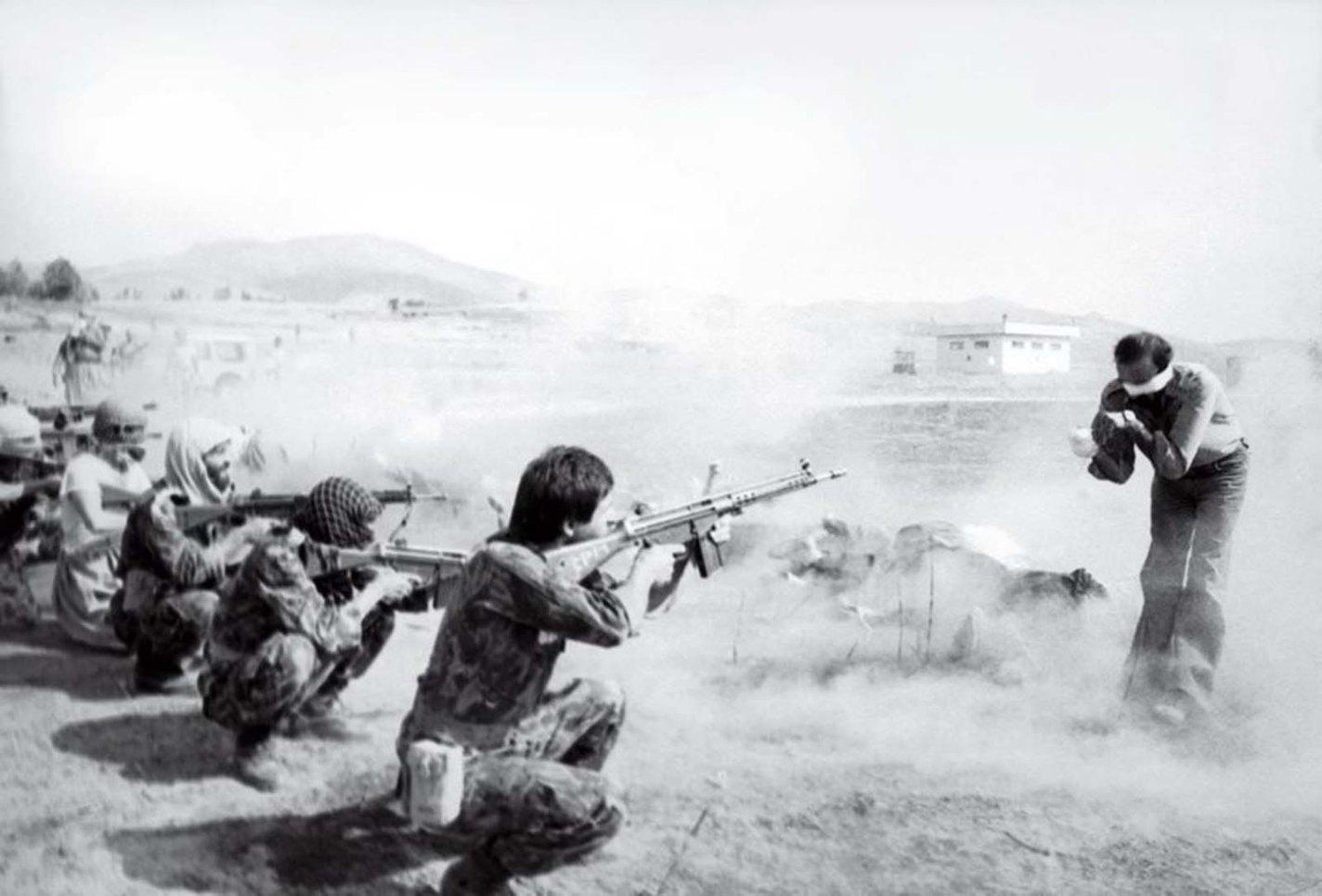Firing Squad in Iran, Jahangir Razmi, 1979