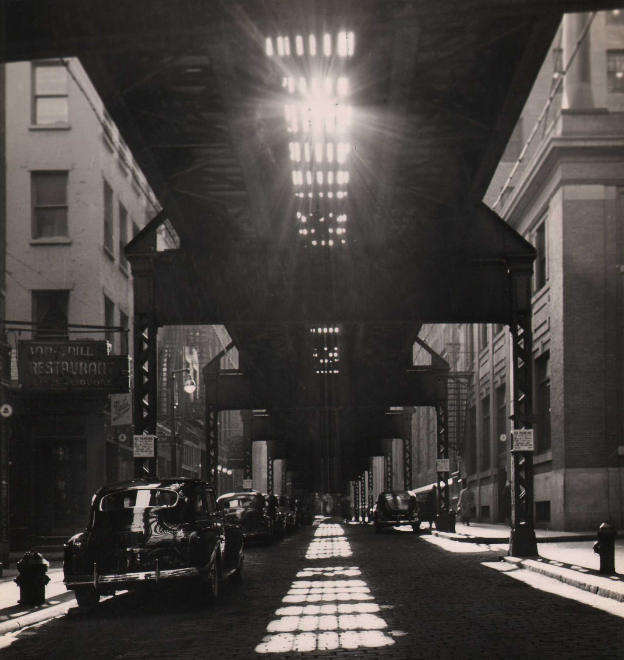 Fritz Neugass, The Sun Breaks Through, c. 1948