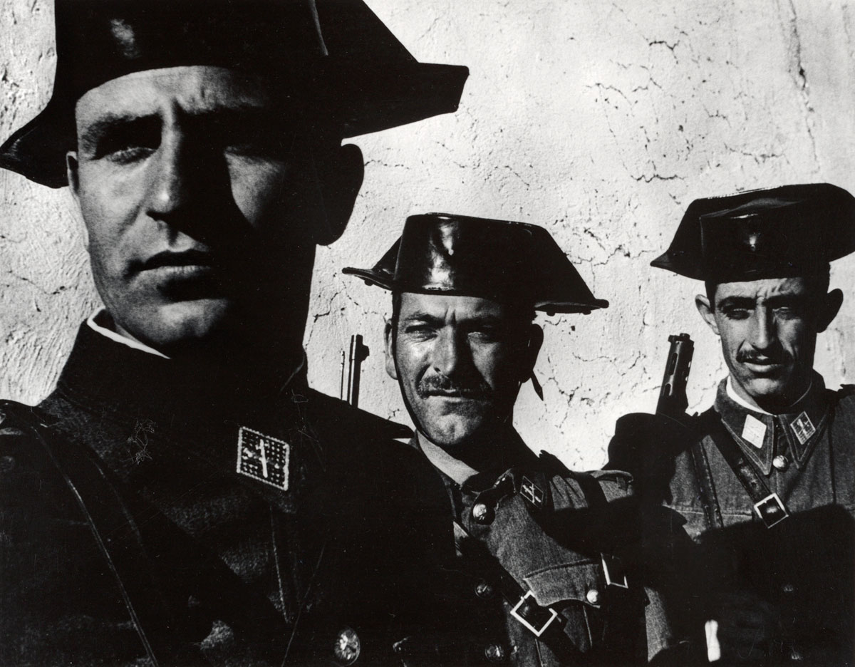 Guardia Civil, Spain 1950