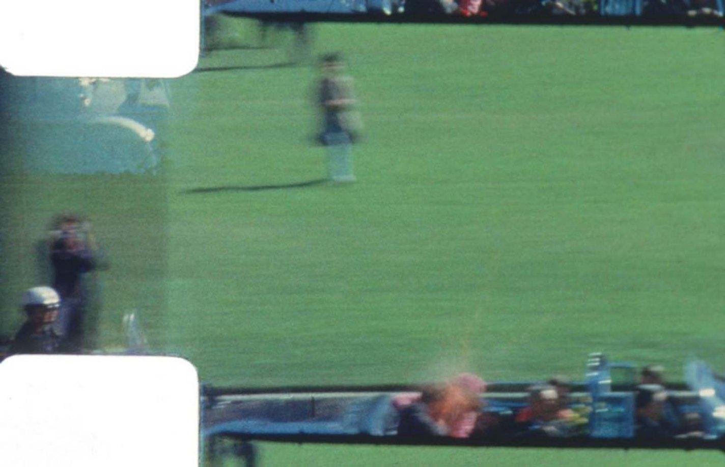 JFK Assassination, Frame 313, Abraham Zapruder, 1963