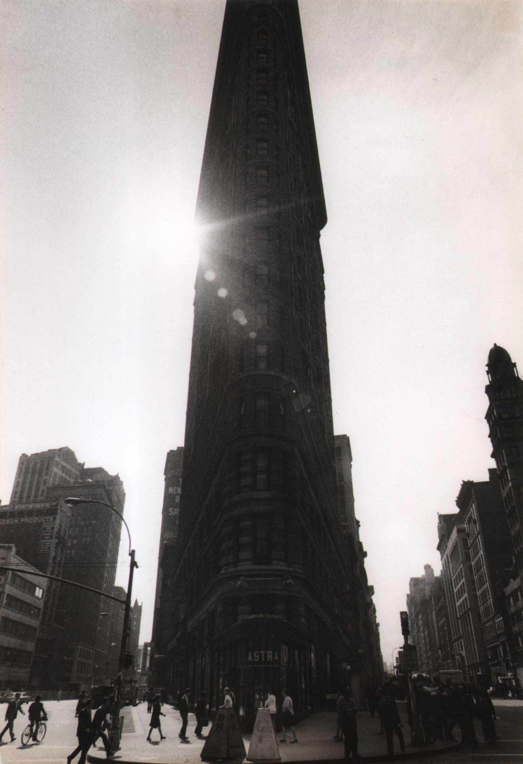 Jan Lukas, Flatiron Building, 1966