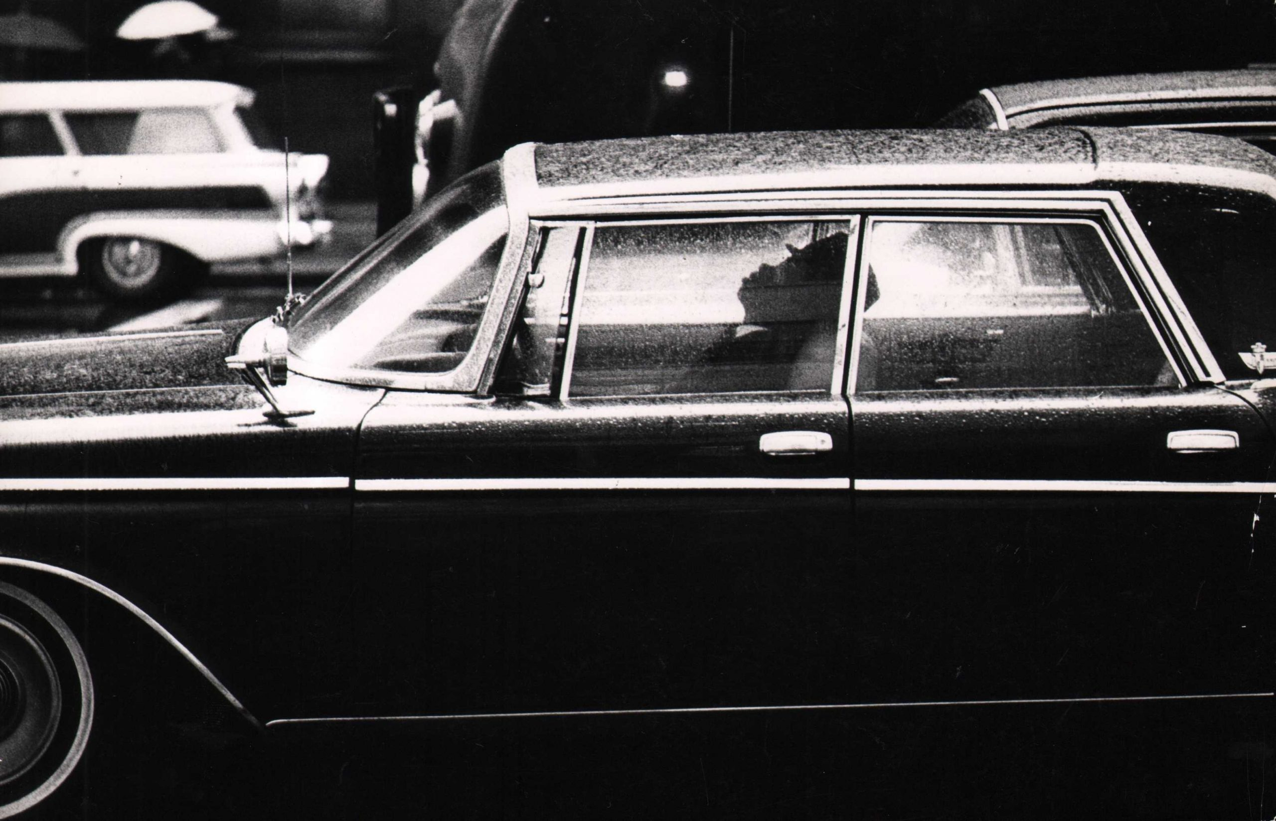 Jan Lukas, New York, 1964