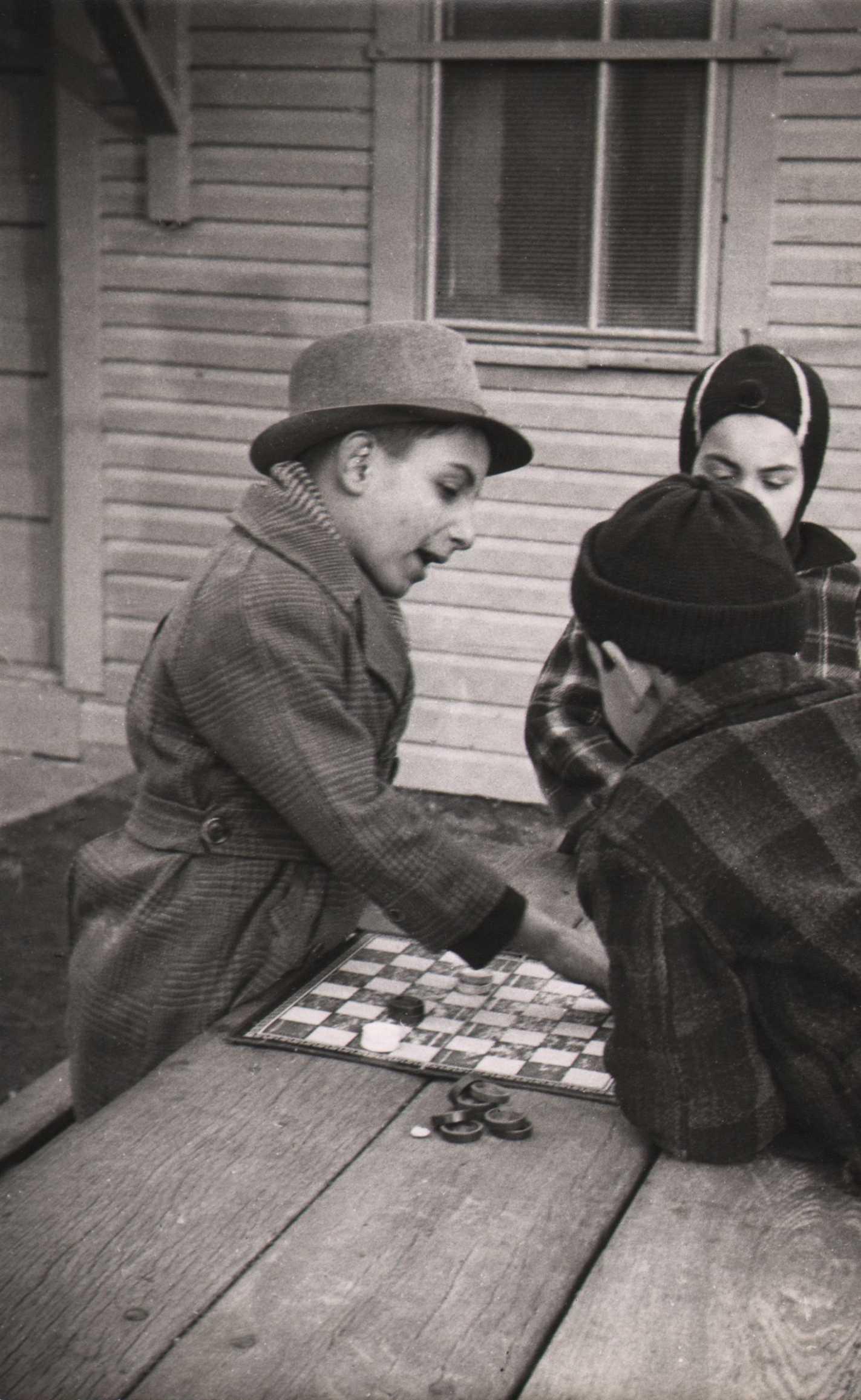 Jeanne Ebstel, Untitled, c. 1946