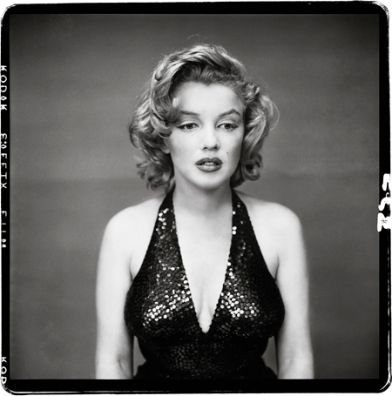 Marilyn Monroe in Famous Richard Avedon photos