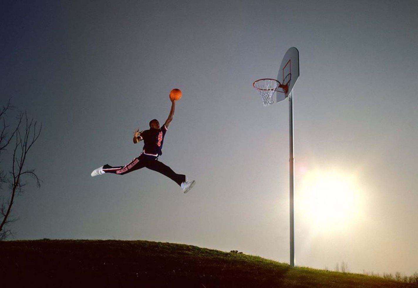 Michael Jordan, Co Rentmeester, 1984