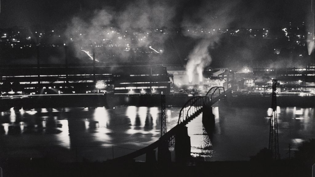 Pittsburgh photo essay by W Eugene Smith