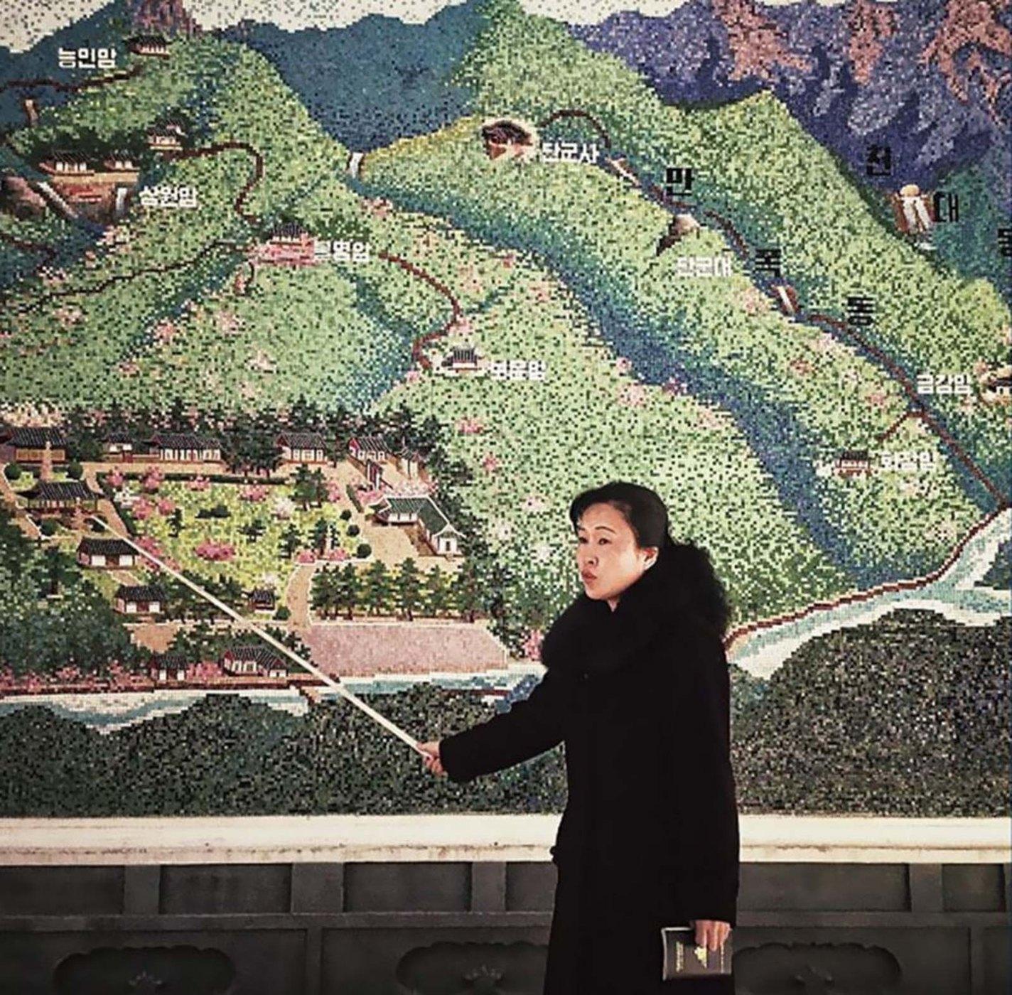 historical photos of North Korea, David Guttenfelder, 2013