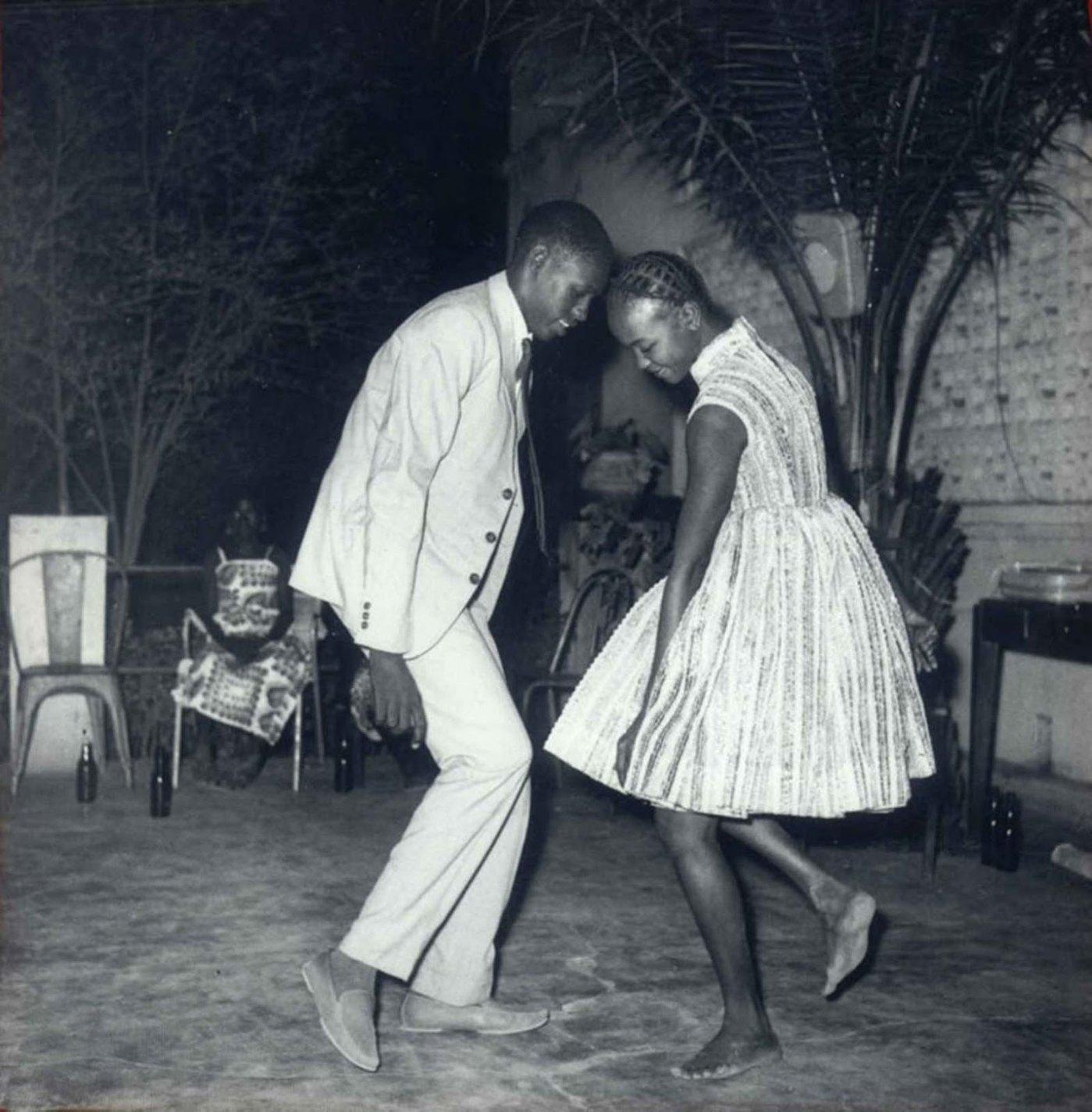 Nuit de Noël (Happy Club), Malick Sidibè, 1963