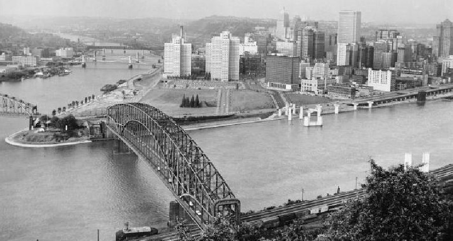 Pittsburgh photo by Eugene Smith