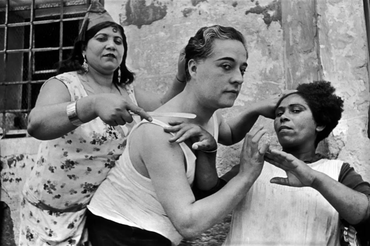 Spanish civil war in Henri Cartier-Bresson photos
