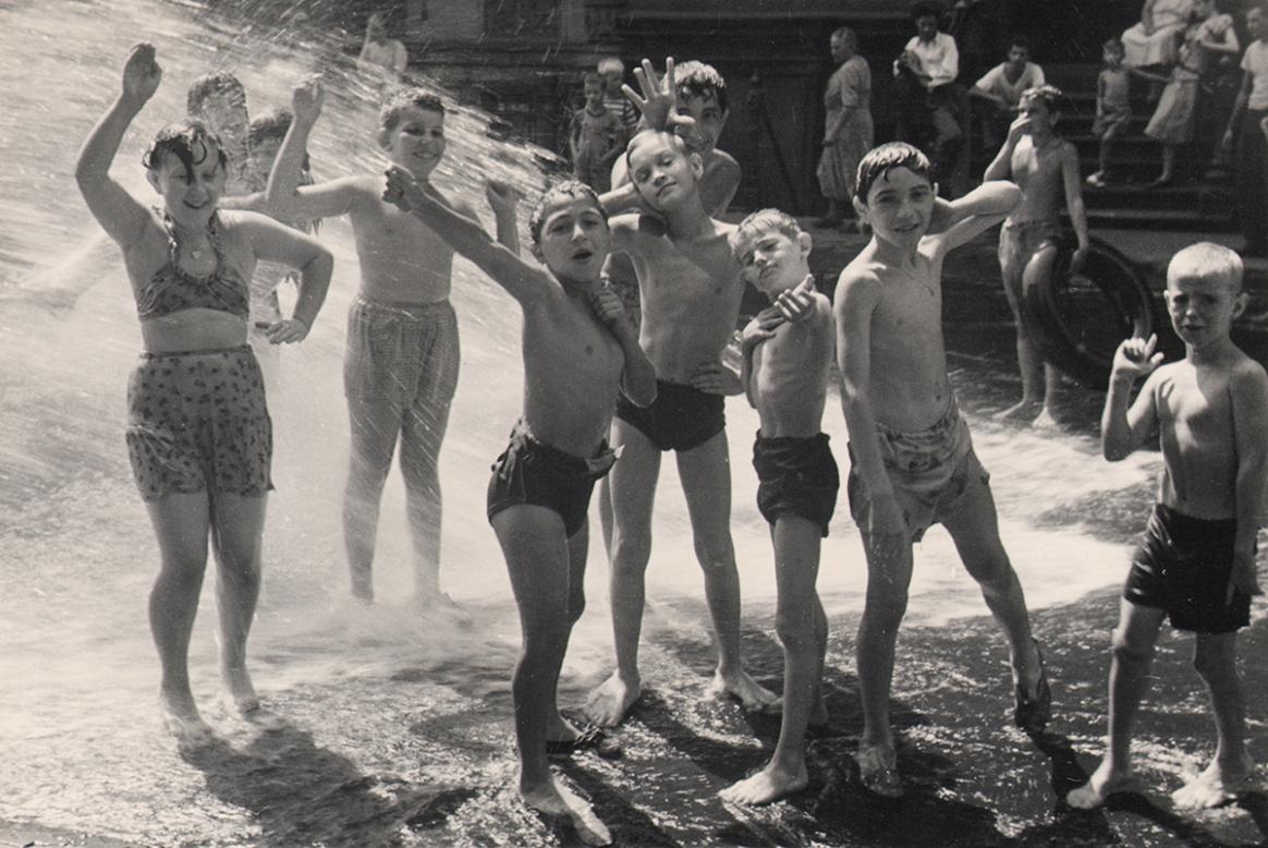 'Summer in Brooklyn', by Jeanne Ebstel, c. 1947