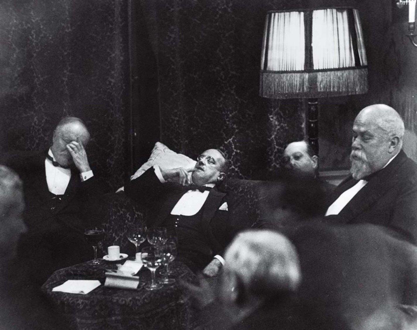 historical photos: The Hague, Erich Salomon, 1930