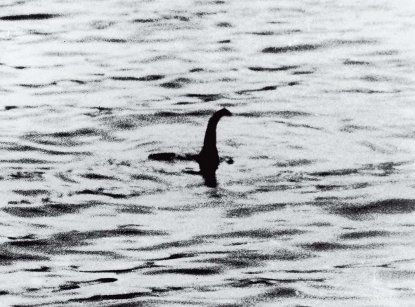 The Loch Ness Monster, Unknown, 1934