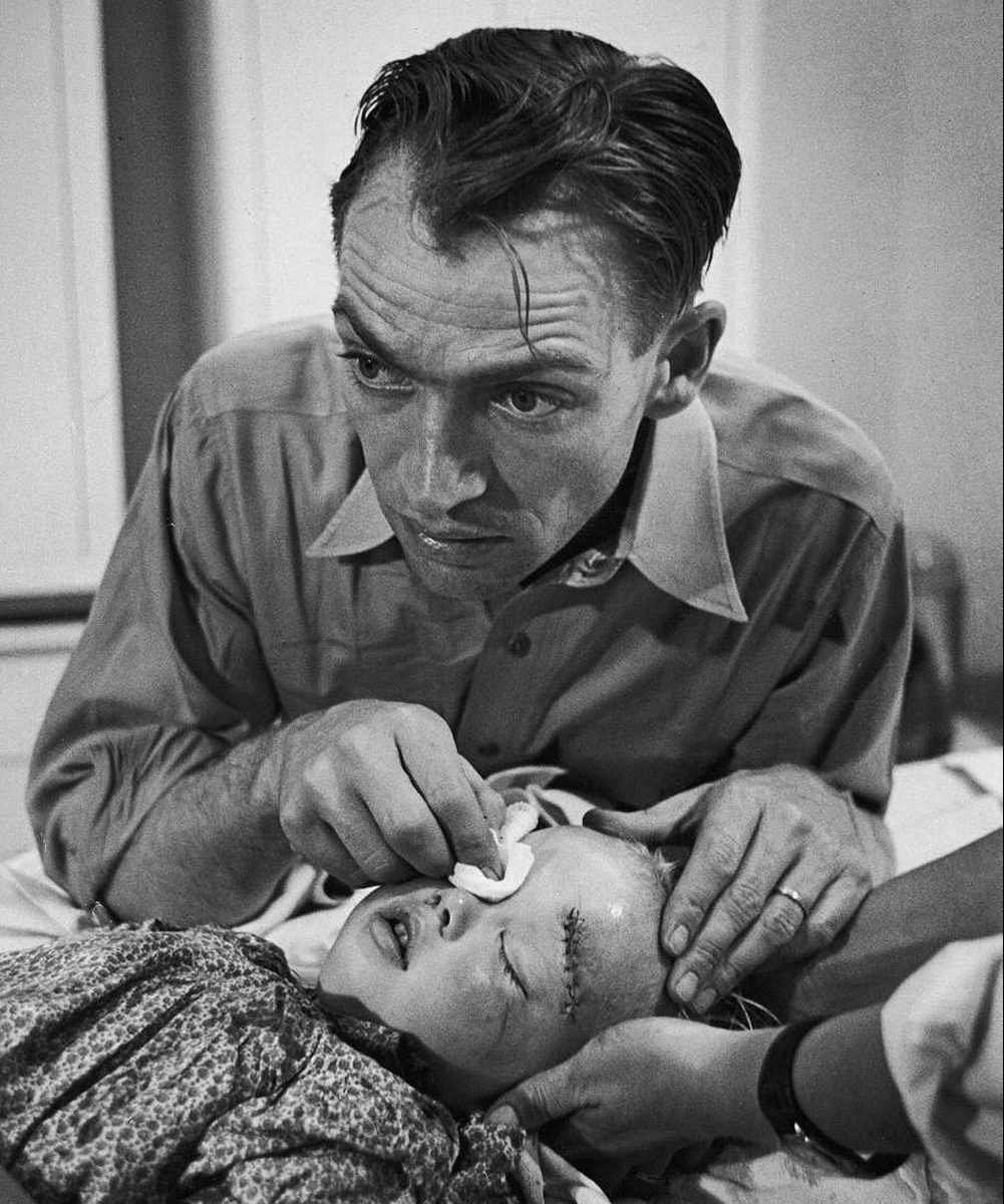 Eugene Smith photo essay: Country Doctor