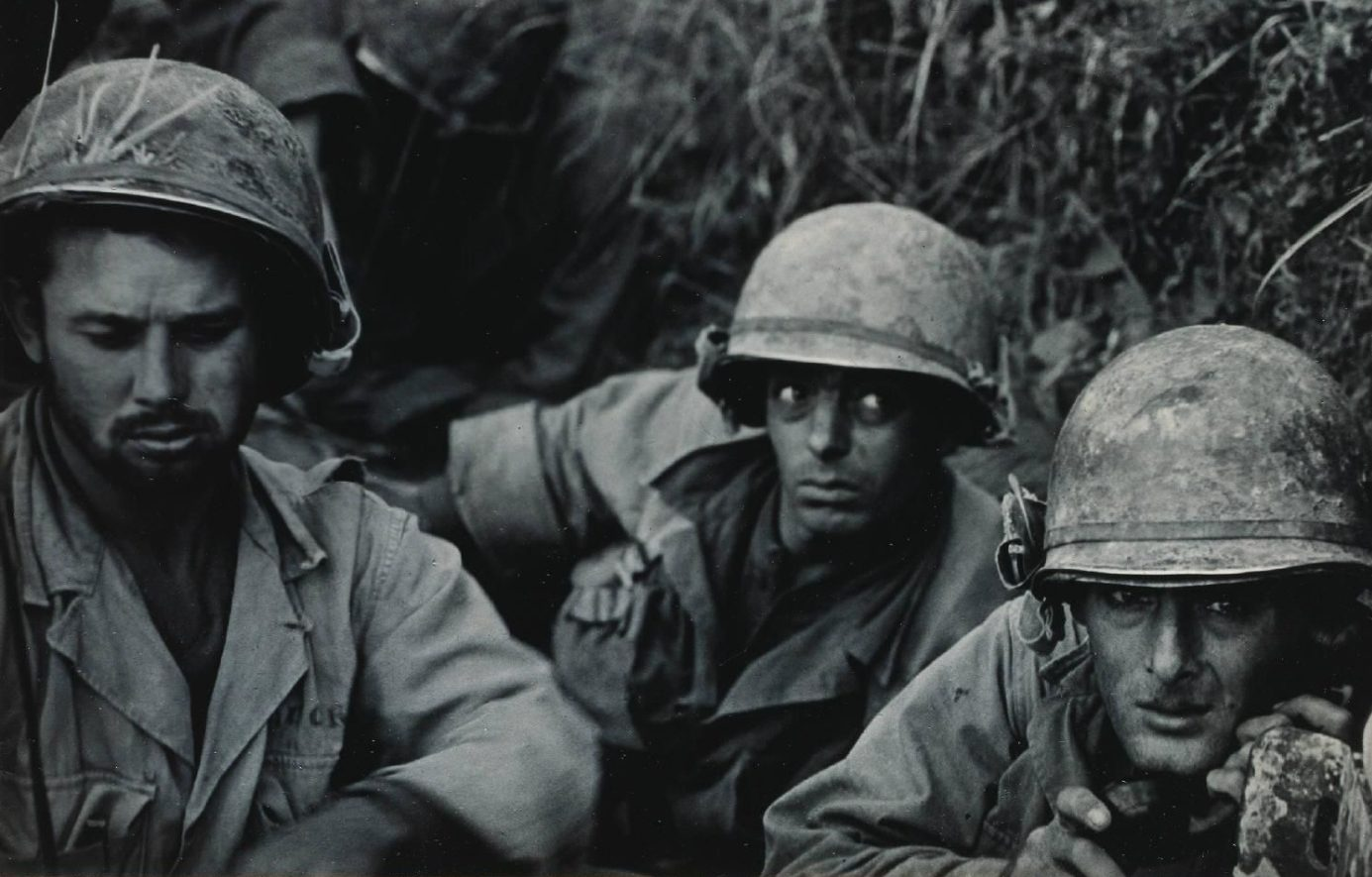 W. Eugene Smith: Calling for Help, Okinawa