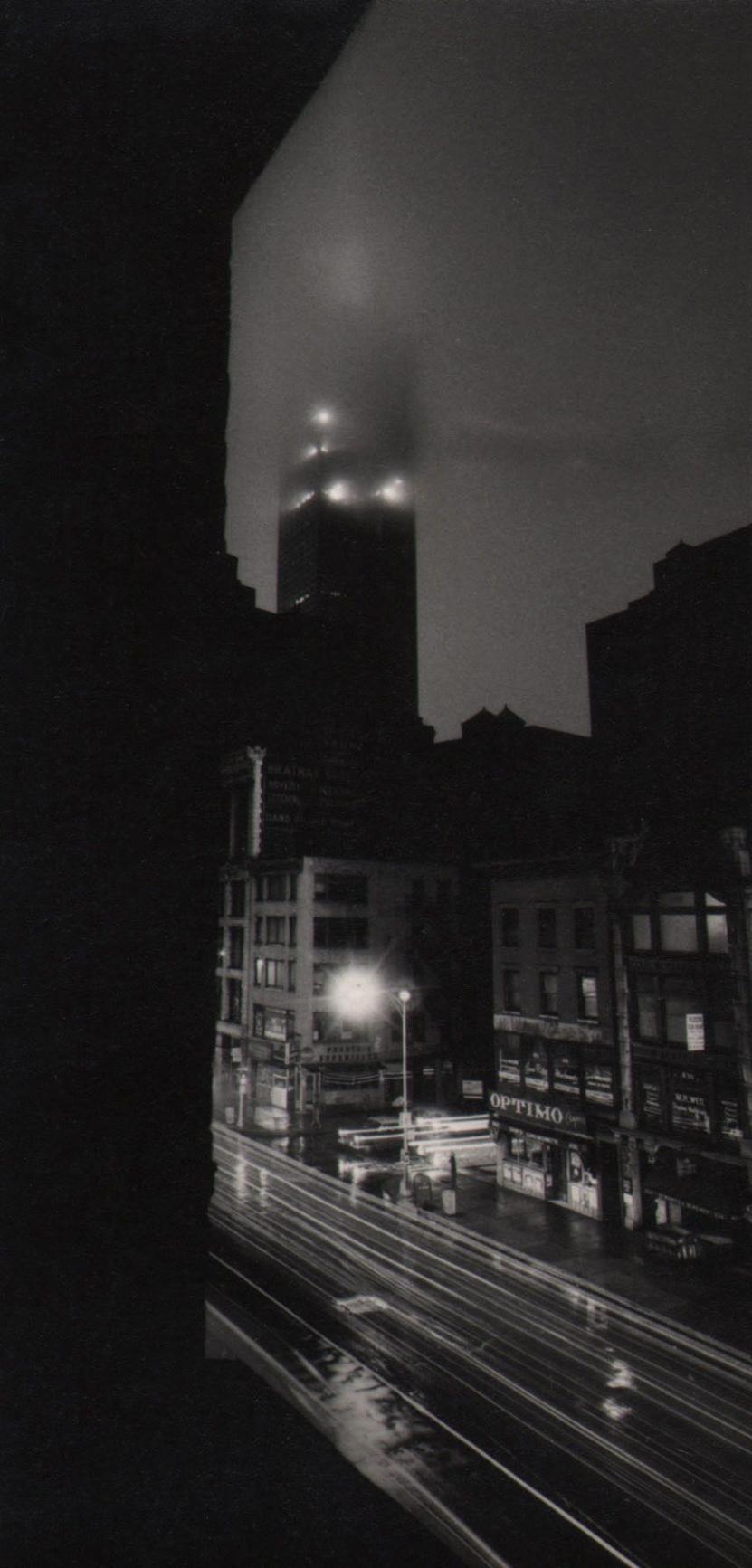 W. Eugene Smith, As From My Window I Sometimes Glance, 1957–1958