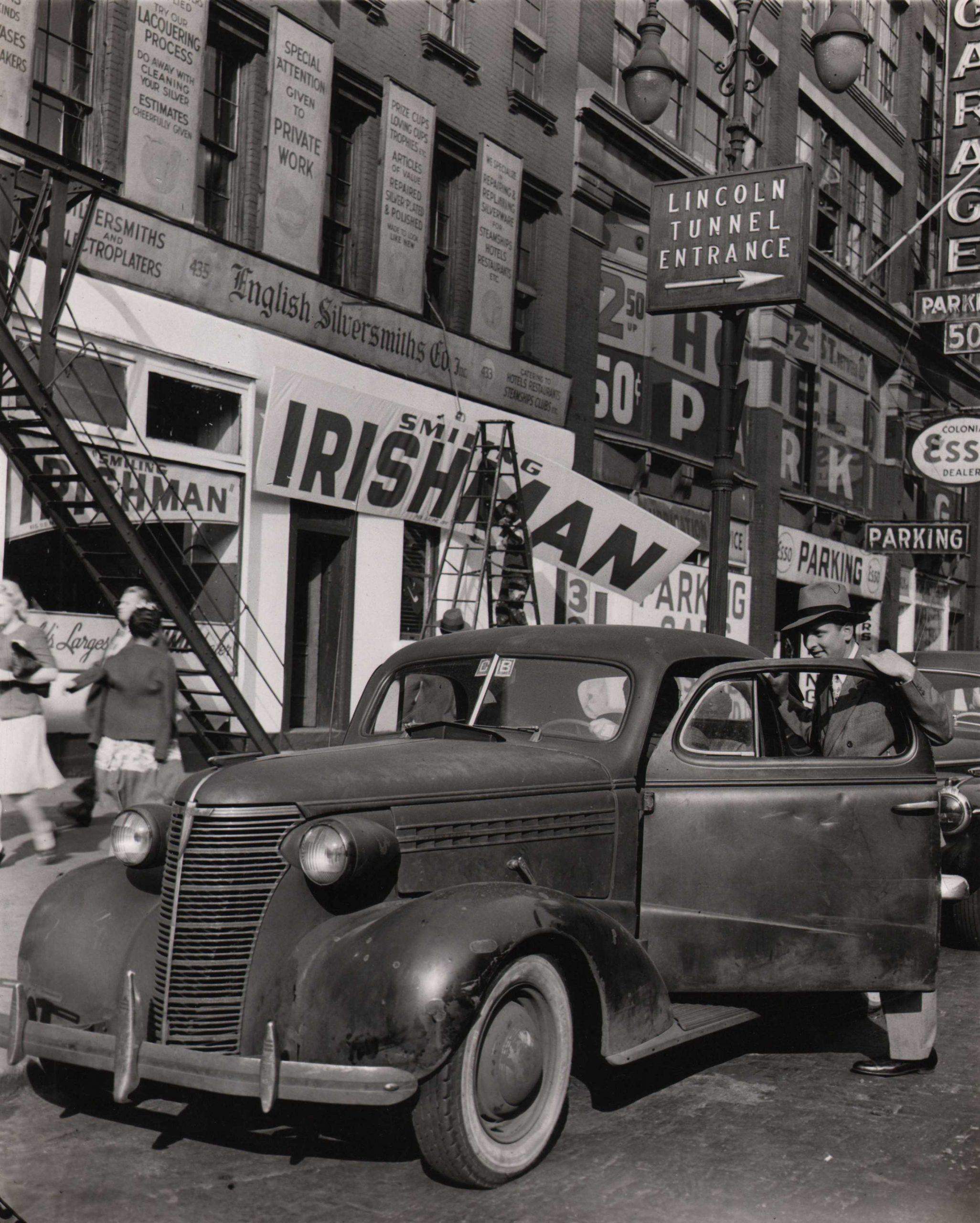 Weegee, Untitled, c. 1945