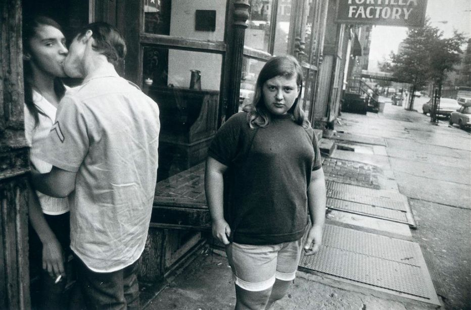 Youth of Cleveland, by Robert Frank