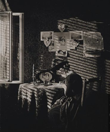 woman writing a letter, Alfred Stieglitz photos