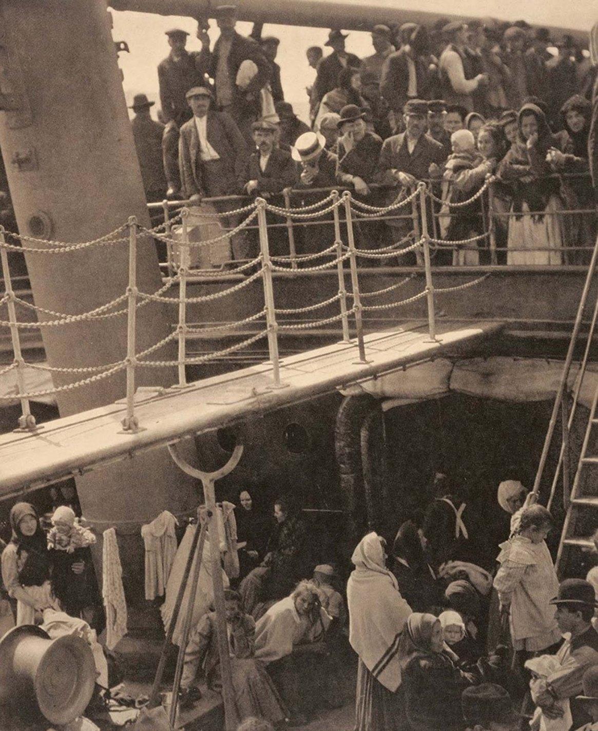 Steerage, Alfred Stieglitz, 1907