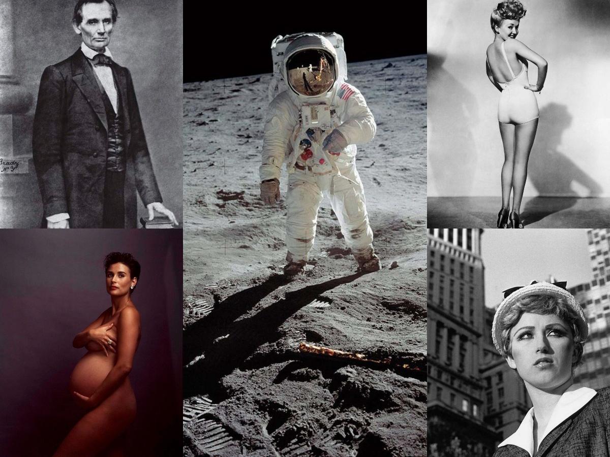 Top 100 historical photos