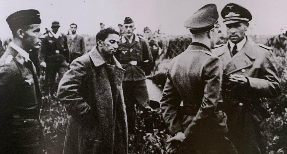 Historic photo Yakov Dzhugashvili