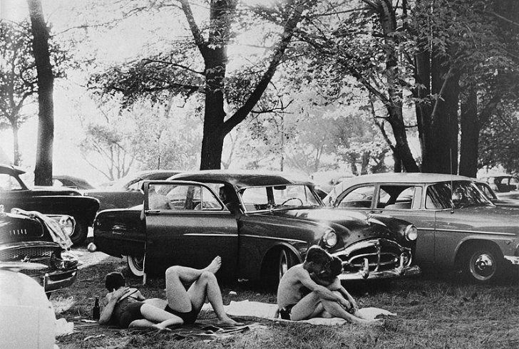 Picnic in Cleveland, 1955