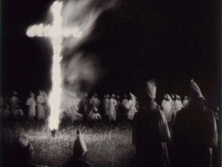 KKK event, 1935