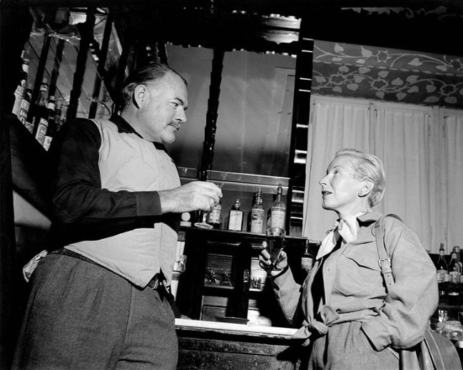 Hemingway and Mary