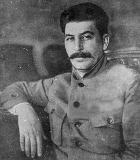 Joseph Stalin in 1920