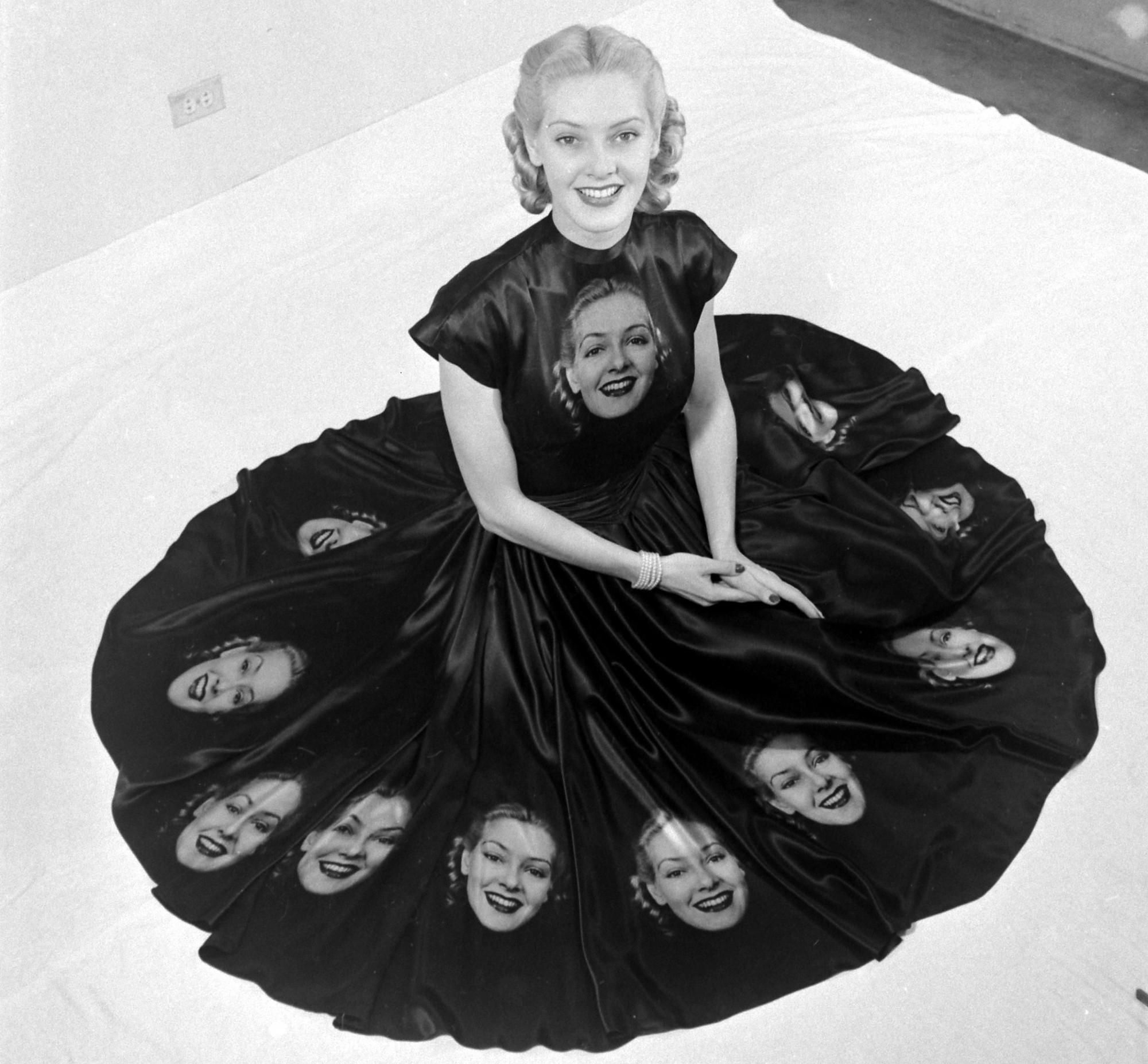 Model Norma Richter