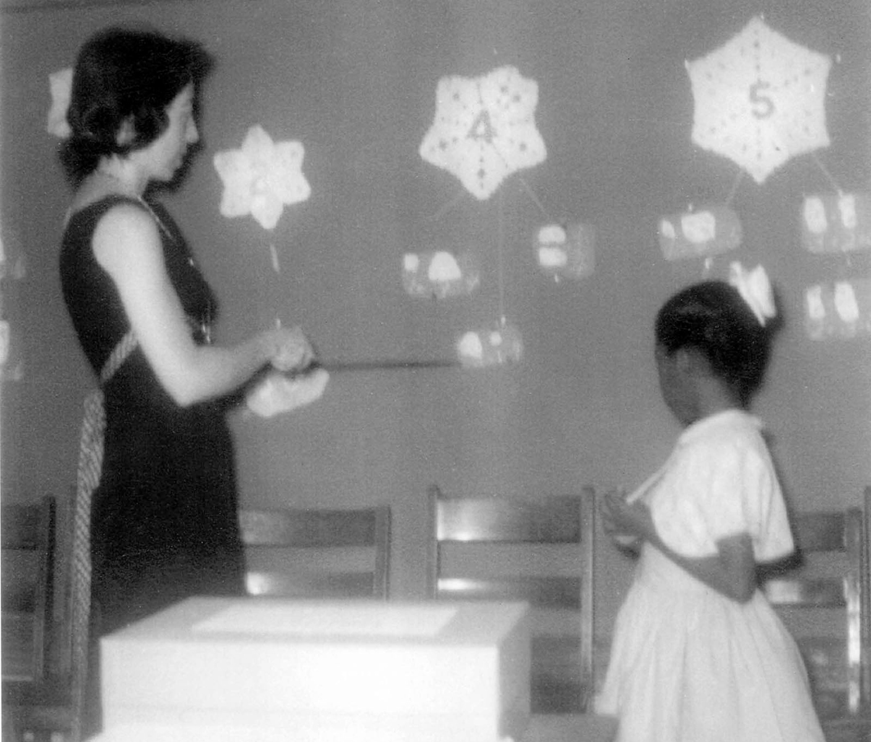 Mrs Henry Ruby Bridges