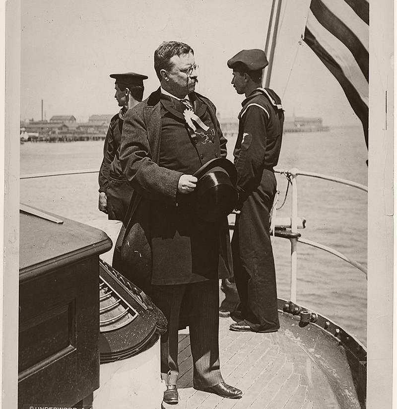 Pictures of Theodore Roosevelt in South Carolina