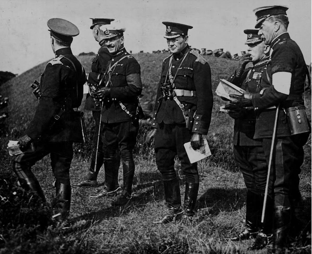 Winston Churchill 1909