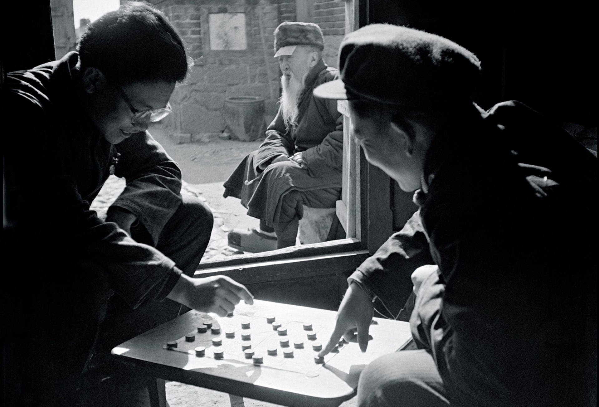 The future and the past of China during the Cultural Revolution