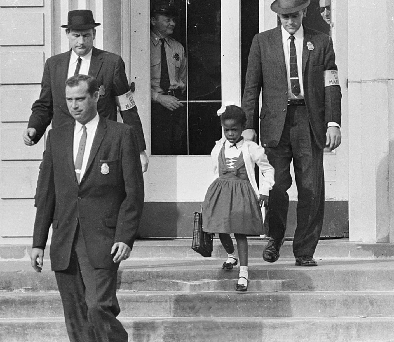 U.S. Marshals Ruby Bridges school