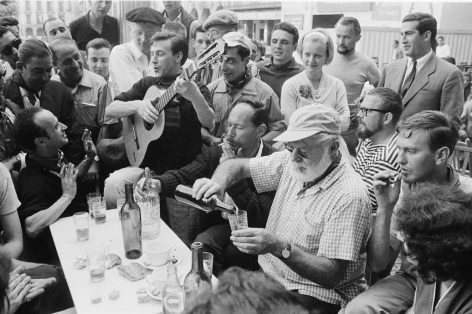 Hemingway corrida pictures
