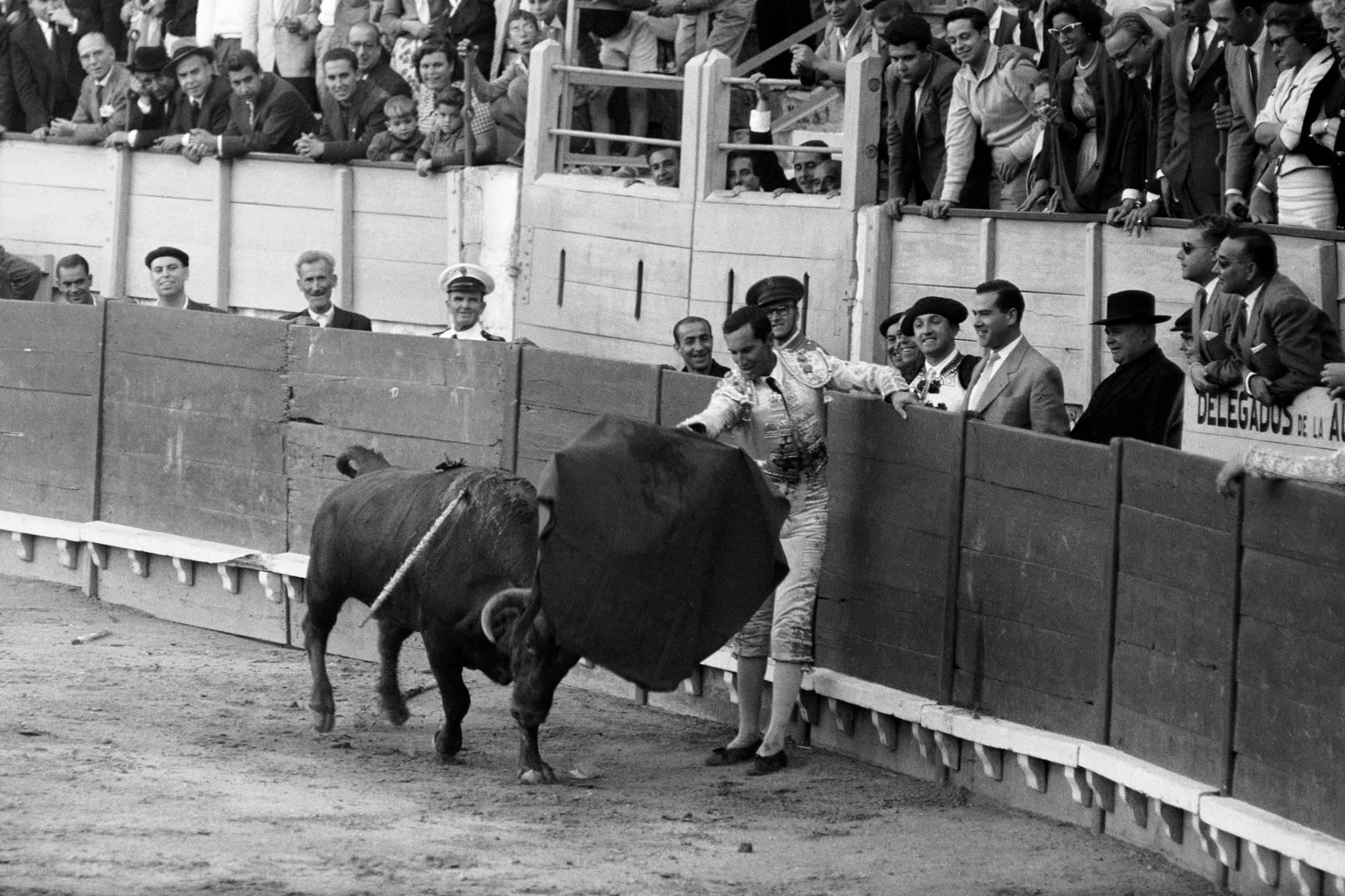 Luis Dominguin corrida