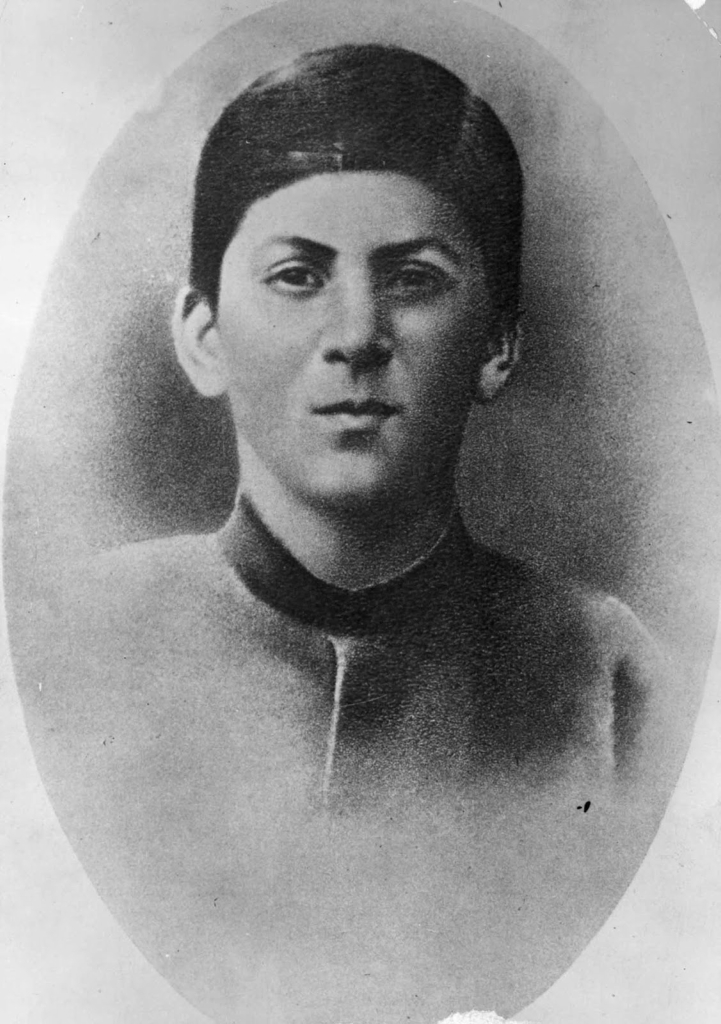 Stalin at the age of 15