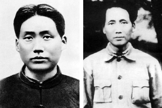 Young Mao Zedong